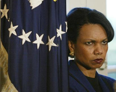 rice Condoleezza Rice: Iraq Invasion Inspired Arab Spring