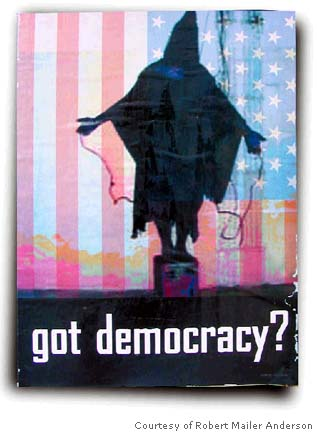 got democracy? poster