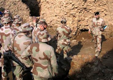 Norwegian troops in Iraq